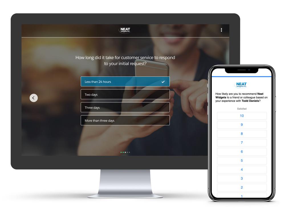 Simple Survey for Salesforce
